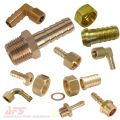 Brass Threaded Hosetail Fittings BSPT/BSP/NPT/METRIC Threads